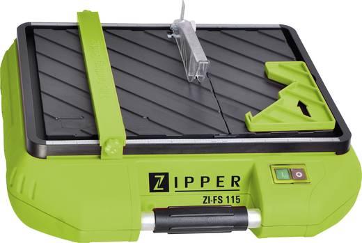 Zipper ZI-FS115 Fliesenschneidmaschine 115 mm 22.3 mm 500 W 230 V