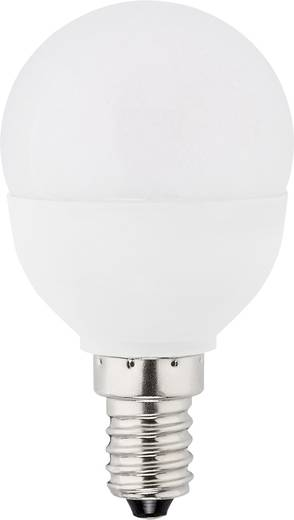 Müller Licht LED E14 Tropfenform 5.5 W = 40 W Warmweiß (Ø x L) 45 mm x 80 mm EEK: A+ dimmbar 1 St.