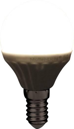 Müller Licht LED EEK A+ (A++ - E) E14 Tropfenform 3 W = 25 W Warmweiß (Ø x L) 45 mm x 79 mm 1 St.