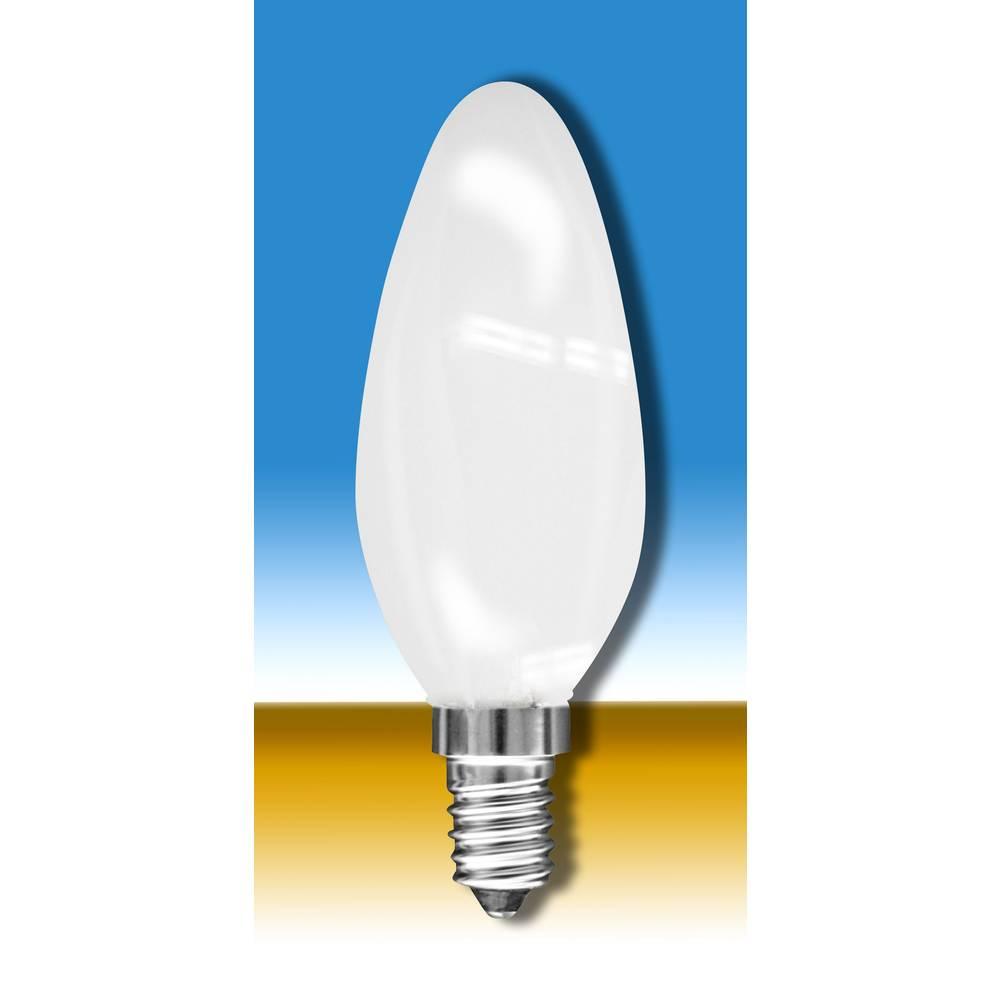 m ller licht led e14 kerzenform 2 5 w 25 w warmwei x l 35 mm x 98 mm eek a filament 1. Black Bedroom Furniture Sets. Home Design Ideas