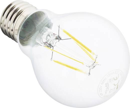 Müller Licht LED E27 Glühlampenform 4 W = 40 W Warmweiß (Ø x L) 60 mm x 106 mm EEK: A++ Filament 1 St.