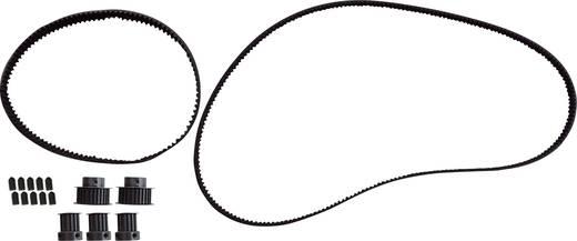 Ersatzteil-Set 1 - Zahnscheiben und Zahnriemen Passend für: renkforce RF1000
