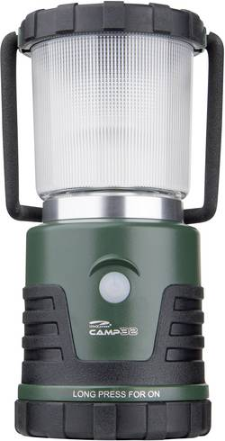 Lanterne de camping LED puissante Nichia LiteXpress Camp 32 LXL909078B à pile(s) 404 g vert-noir