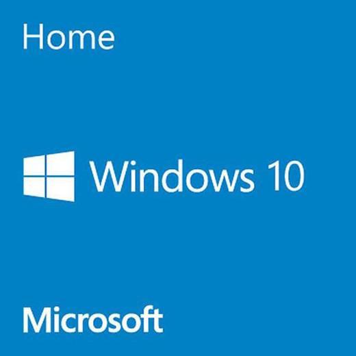 Microsoft Windows® 10 Home 32-Bit OEM Vollversion, 1 Lizenz Windows Betriebssystem