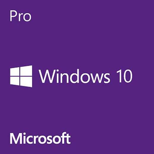 Microsoft Windows® 10 Pro 64-Bit OEM Vollversion, 1 Lizenz Windows Betriebssystem
