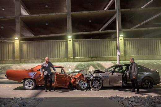 blu-ray Fast & Furious 7 - Extended Version FSK: 12