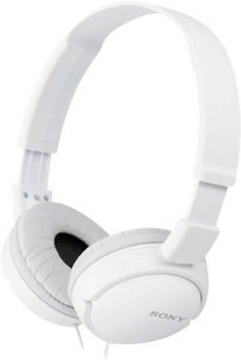 Sony MDR-ZX110 Kopfhörer On Ear Weiß