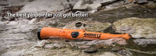Garrett Pro Pointer AT Handdetektor