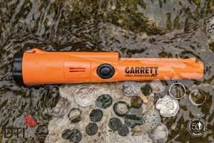 Garrett Handdetektor