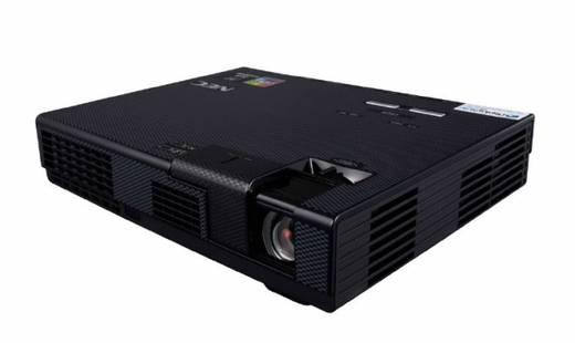DLP Beamer NEC L102W Helligkeit: 1000 lm 1280 x 800 WXGA 10000 : 1 Schwarz