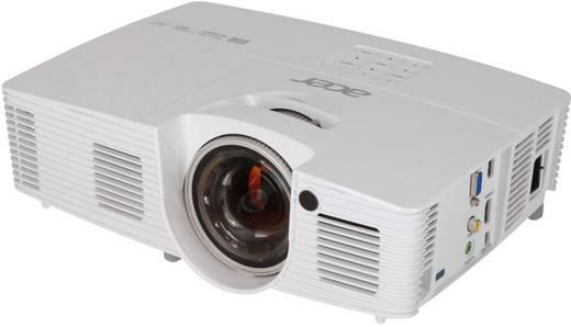Acer Beamer H6517ST DLP Helligkeit: 3000 lm 1920 x 1080 HDTV 10000 : 1 Weiß