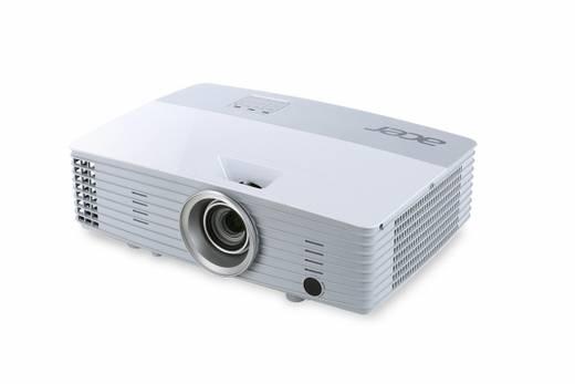 DLP Beamer Acer P5327W Helligkeit: 4000 lm 1280 x 800 WXGA 20000 : 1 Grau