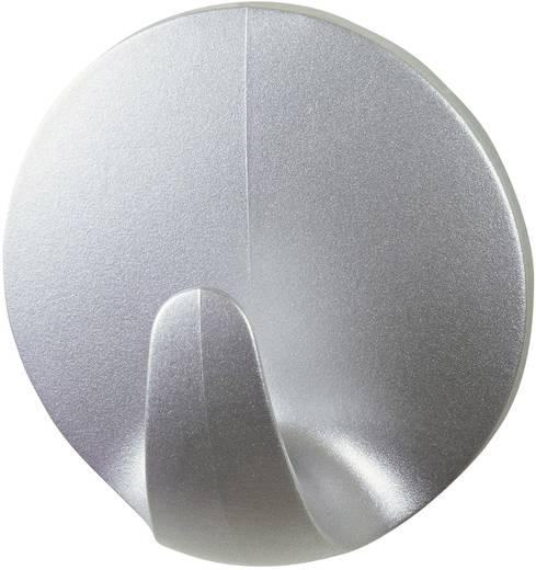 tesa Powerstrip® Haken Small Rund Chrom (matt) 57578-00-03 tesa Inhalt: 1 Pckg.