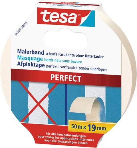 Kreppband tesa® Beige (L x B) 50 m x 19 mm tesa 56530-00-00 1 Rolle(n)