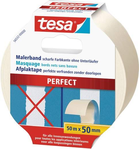 Kreppband tesa® Beige (L x B) 50 m x 50 mm tesa 56532-00-00 1 Rolle(n)