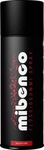 mibenco Flüssiggummi-Spray Farbe Feuer-Rot (matt) 71423000 400 ml