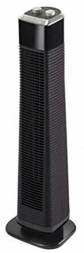 Rowenta Classic Tower VU 6140 Turmventilator 35 W Schwarz