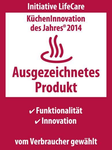Kochnavi Cuciniale GourmetSensor® Premium Edition Weiß, Weinrot