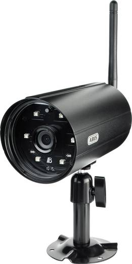 funk berwachungskamera set 4 kanal mit 1 kamera 640 x 480 pixel 2 4 ghz abus tvac14000a kaufen. Black Bedroom Furniture Sets. Home Design Ideas