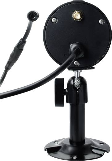 abus tvac14000a funk berwachungskamera set 4 kanal mit 1 kamera 640 x 480 pixel 2 4 ghz. Black Bedroom Furniture Sets. Home Design Ideas