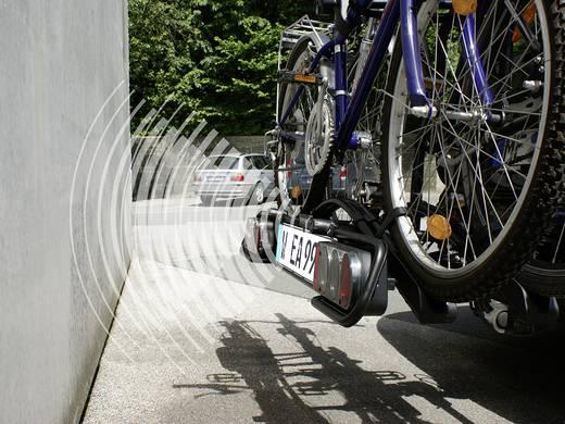 ProUser PDC2 Funk-Einparkhilfe Einparksensoren, Selbstjustierender Schallpegel Heck, Front akustisch