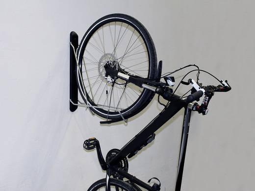 Eufab 16402 Fahrradständer Anzahl Einstellplätze=1 Aluminium, Stahl Schwarz, Silber