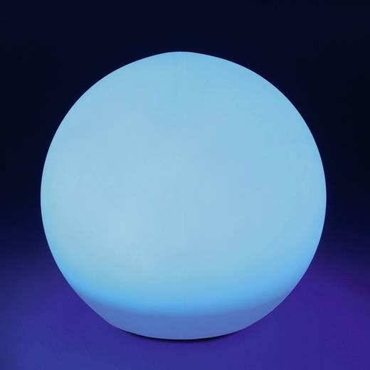 Esotec Solar-Dekoleuchte Mega Ball 30 106024 Solarkugel LED RGB Weiß