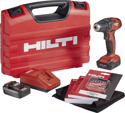hilti sf 2 a akku bohrschrauber 12 v 2 6 ah li ion inkl. Black Bedroom Furniture Sets. Home Design Ideas