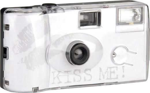 Einwegkamera Topshot Kiss Me 1 St. mit eingebautem Blitz