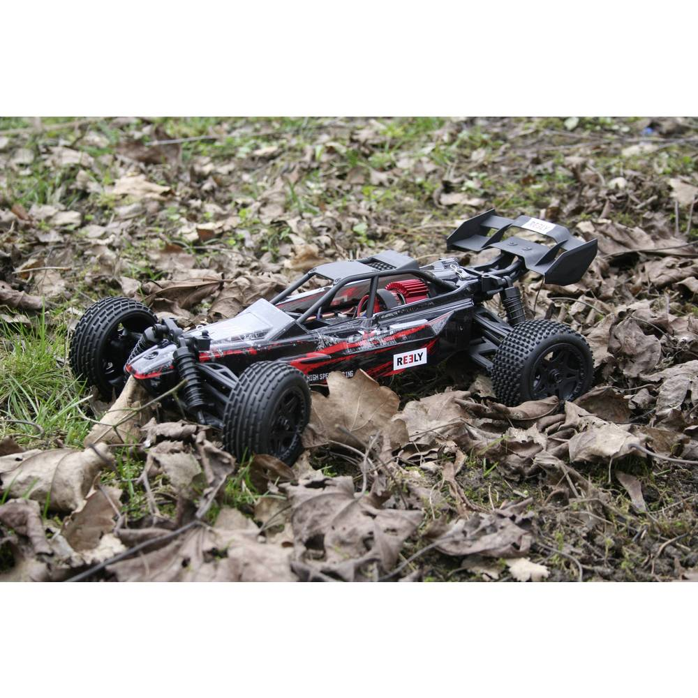 Reely Core Brushed 1:10 XS RC model car Electric Buggy 4WD RtR 2,4 ...