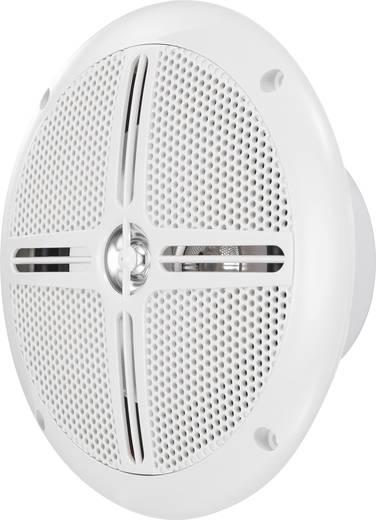 Einbaulautsprecher Renkforce MR-62WH 110 W 4 Ω Weiß 1 Paar