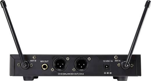 Renkforce LB-508 Funkmikrofon-Set Übertragungsart:Funk