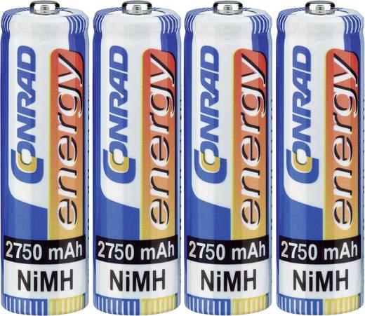 Rundzellen-Ladegerät NiCd, NiMH inkl. Akkus VOLTCRAFT CM 420 Micro (AAA), Mignon (AA)