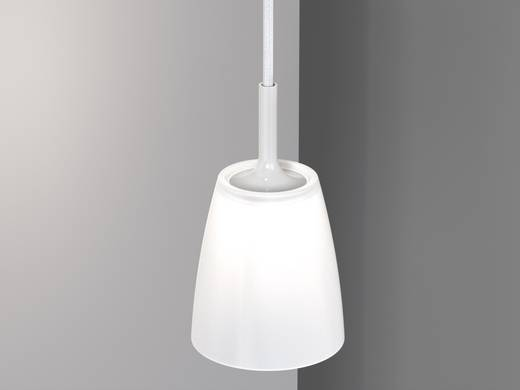 LED-Pendelleuchte 5 W Nordlux Luna 11 83233001 Weiß