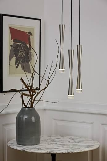 LED-Pendelleuchte 6 W Nordlux Loong 83043032 Edelstahl