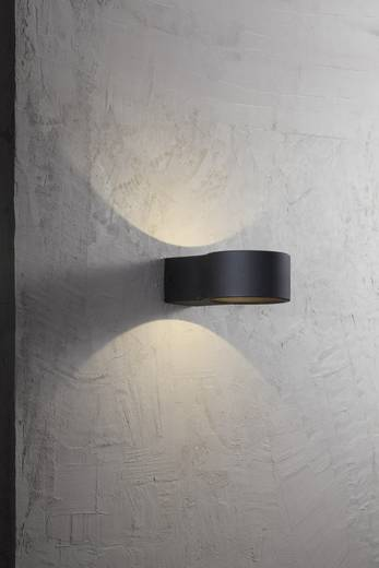 Nordlux Ring 83651003 LED-Außenwandleuchte 4 W Anthrazit