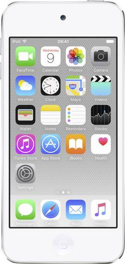 Image of Apple iPod touch 128 GB Silber