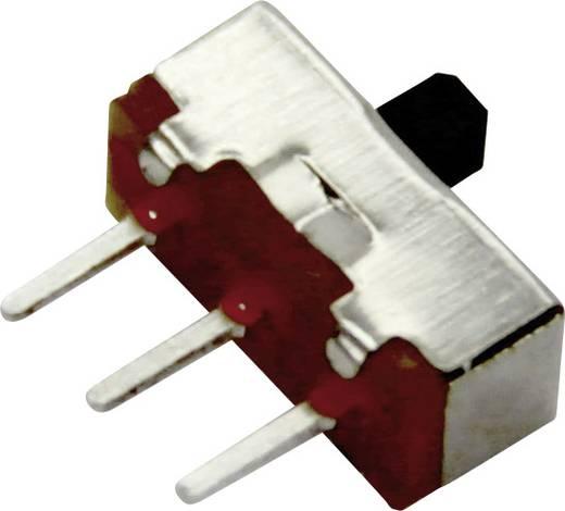 Micro-Schiebeschalter verkapselt Sol Expert SUM4 (L x B x H) 3.7 x 8.6 x 4 mm