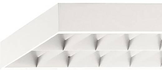 Rasterleuchte Leuchtstoffröhre G13 116 W Regiolux 65042584110 Weiß