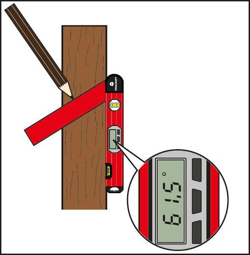 Digitaler Winkelmesser TOOLCRAFT 1377960 220 ° Werksstandard (ohne Zertifikat)