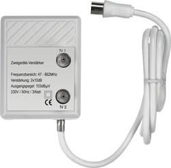 Zesilovač anténního signálu pro 2 TV