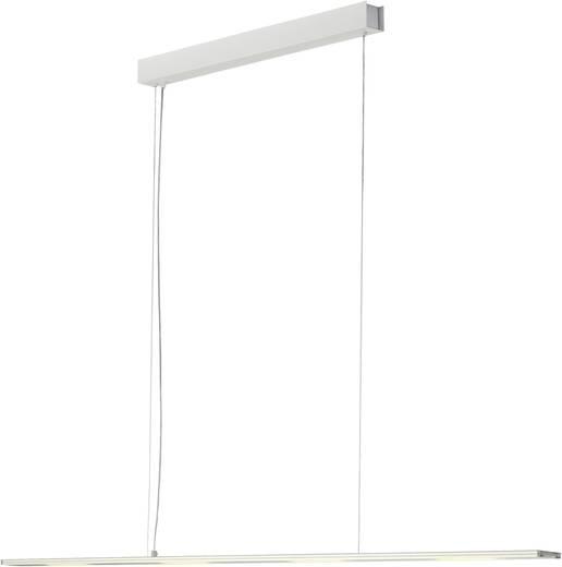 LED-Pendelleuchte 30 W Warm-Weiß SLV Cygnis 157631 Weiß