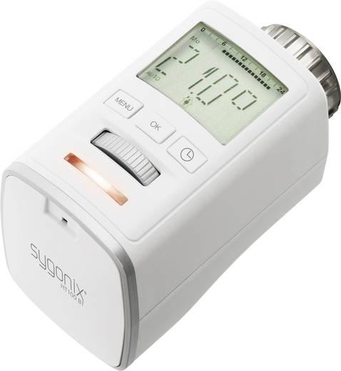 Heizkörperthermostat elektronisch 8 bis 28 °C Sygonix HT100 BT
