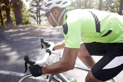 TomTom Multi-Sport Cardio GPS-Uhr Pulsuhr ohne Brustgurt Weiß/Grün