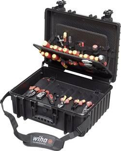 Elektrikářský kufřík s nářadím, sada 80 dílu, Wiha 40523