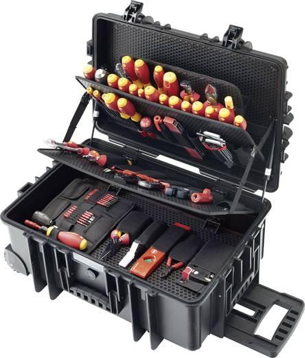 Wiha Meister 40524 Elektriker Werkzeugkoffer Bestuckt 115teilig L X