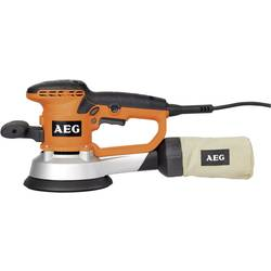 Excentrická brúska AEG Powertools EX 150 ES, 440 W, brús. plocha Ø 150 mm