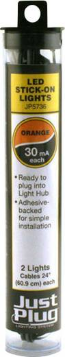Klebe-LED Warm-Weiß Woodland Scenics WJP5740 Just Plug™