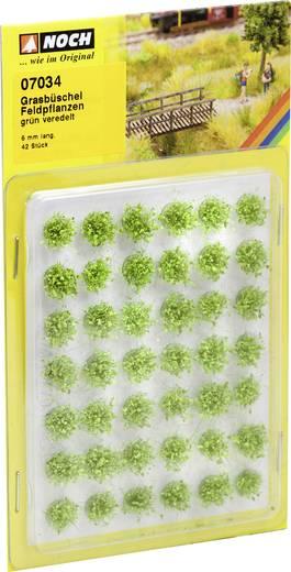 Grasbüschel Feldpflanzen 6 mm NOCH 07034 Grün (veredelt)