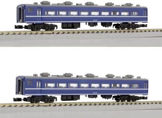 Rokuhan 7297705 Z 2er-Set Personenwagen JNR-Serie 14K Erweiterungs-Set